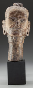 Tribal Art, Figure, Southeast Asia...