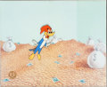 Animation Art:Limited Edition Cel, Moneybags Woody Woody Woodpecker Limited Edition Cel #157/200 (Walter Lantz Productions, 1991). ...
