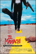 "Movie Posters:Action, El Mariachi & Others Lot (Columbia, 1993). One Sheets (3)(approx. 27"" X 40"") DS. Action.. ... (Total: 3 Items)"