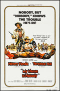 "Movie Posters:Western, My Name Is Nobody (Universal, 1974). One Sheet (27"" X 41"") and Lobby Card Set of 8 (11"" X 14""). Western.. ... (Total: 9 Items)"