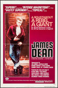 """Movie Posters:Documentary, James Dean: The First American Teenager (Ziv, 1976). One Sheet (27"""" X 41"""") and Ad Mats (5) (18"""" X 25""""). Documentary.. ... (Total: 6 Items)"""