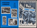 "Movie Posters:Exploitation, Riot on Sunset Strip & Others Lot (American International,1967). Uncut Pressbooks (29) (Multiple Pages, 11"" X 14"" & 11"" X1... (Total: 29 Items)"