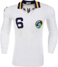 Miscellaneous Collectibles:General, 1980 Franz Beckenbauer Game Worn New York Cosmos Jersey fromFarewell Match....