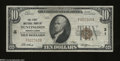 National Bank Notes:Pennsylvania, Huntingdon, PA - $10 1929 Ty. 1 The First NB Ch. # 31. This is a bright Fine-Very Fine $10 with a hint of embossing....