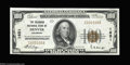 National Bank Notes:Colorado, Denver, CO - $100 1929 Ty. 1 The Colorado NB Ch. # 1651. Naturalpaper ripple runs along the top edge of this C-note tha...
