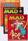 Magazines:Mad, Mad Magazine Group of 17 (EC, 1958-69) Condition: Average VF-....(Total: 17 Comic Books)