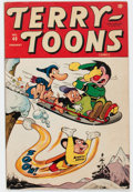 Golden Age (1938-1955):Funny Animal, Terry-Toons Comics #40 (Timely, 1946) Condition: VG/FN....