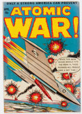 Golden Age (1938-1955):War, Atomic War! #4 (Ace, 1953) Condition: VG-....
