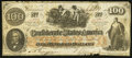 Confederate Notes:1862 Issues, CT41/316A $100 1862.. ...