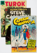 Golden Age (1938-1955):Miscellaneous, Comic Books - Assorted Golden and Silver Age Comics Group of 43 (Various Publishers, 1940s-60s) Condition: Average FR.... (Total: 43 Comic Books)