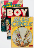 Golden Age (1938-1955):Miscellaneous, Comic Books - Assorted Golden Age Comics Group of 7 (Various Publishers, 1940s).... (Total: 7 Comic Books)