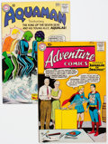 Silver Age (1956-1969):Superhero, Adventure Comics #278/Aquaman #16 Group (DC, 1960-64).... (Total: 2 Comic Books)