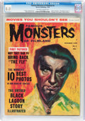 Magazines:Horror, Famous Monsters of Filmland #5 (Warren, 1959) CGC VF 8.0 Off-white to white pages....