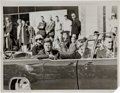 Miscellaneous Collectibles:General, 1963 President John F. Kennedy Assassination Original NewsPhotograph, PSA/DNA Type 3....