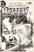 Original Comic Art:Covers, Michael Kaluta House of Mystery #276 Cover Original Art (DC,1980)....