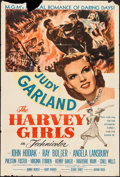 "Movie Posters:Musical, The Harvey Girls (MGM, 1946). One Sheet (27"" X 41""). Musical.. ..."