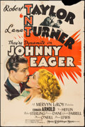 "Movie Posters:Film Noir, Johnny Eager (MGM, 1942). One Sheet (27"" X 41"") Style C. FilmNoir.. ..."