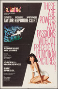 "Movie Posters:Drama, Suddenly, Last Summer (Columbia, 1960). One Sheet (27"" X 41"").Drama.. ..."