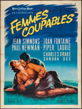"""Movie Posters:Romance, Until They Sail (MGM, 1961). First Release French Grande (47"""" X 63""""). Romance.. ..."""