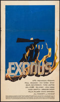 "Movie Posters:Drama, Exodus (United Artists, 1961. French Petite (15.75"" X 27""). Drama....."
