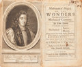 Books:Philosophy, John Wilkins. Mathematical Magick: Or, The Wonders That may be Performed by Mechanical Geometry. In Two Books. Concernin...