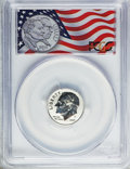 Proof Roosevelt Dimes, 2015-W 10C Silver, March of Dimes, First Strike PR70 Deep CameoPCGS. This lot also includes: 2015-P 10C Silver Reverse ... (Total:3 coins)