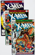 Modern Age (1980-Present):Superhero, X-Men Group of 60 (Marvel, 1977-91) Condition: Average FN/VF....(Total: 60 Comic Books)