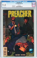 Modern Age (1980-Present):Horror, Preacher #6 (DC, 1995) CGC NM/MT 9.8 White pages....