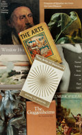Books:Art & Architecture, [Art]. Group of Nine Books. Various publishers and dates. ... (Total: 9 Items)