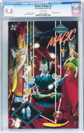 Modern Age (1980-Present):Miscellaneous, Books of Magic #4 (DC, 1991) CGC NM/MT 9.8 White pages....