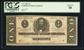 Confederate Notes:1864 Issues, T71 $1 1864 PF-9 Cr. 973.. ...