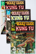 Magazines:Miscellaneous, The Deadly Hands of Kung Fu #1-33 and Special #1 Complete SeriesGroup (Marvel, 1974-77) Condition: Average NM-.... (Total: 34 ComicBooks)