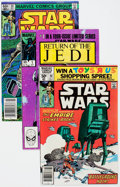 Modern Age (1980-Present):Science Fiction, Star Wars-Related Group of 45 (Marvel, 1980-94) Condition: AverageNM-.... (Total: 45 Comic Books)