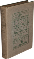Books:Literature 1900-up, Jack London. The Call of the Wild. New York: Macmillan,1903....