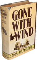 Books:Literature 1900-up, Margaret Mitchell. Gone with the Wind. New York: Macmillan, 1936....