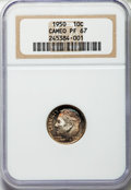Proof Roosevelt Dimes: , 1950 10C PR67 Cameo NGC. NGC Census: (88/30). PCGS Population(78/15). Numismedia Wsl. Price for problem free NGC/PCGS coi...