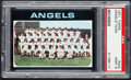 Baseball Cards:Singles (1970-Now), 1971 Topps Angels Team #442 PSA Mint 9....