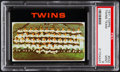 Baseball Cards:Singles (1970-Now), 1971 Topps Twins Team #522 PSA Mint 9....