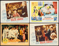 "Movie Posters:Musical, Blue Skies & Others Lot (Paramount, 1946). Lobby Cards (4) (11""X 14""). Musical.. ... (Total: 4 Items)"