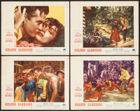 "Golden Earrings (Paramount, 1947). Lobby Cards (4) (11"" X 14""). Romance. ... (Total: 4 Items)"