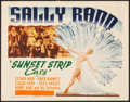 "Movie Posters:Crime, Sunset Strip Case (Grand National, 1938). Title Lobby Card (11"" X14""). Crime.. ..."