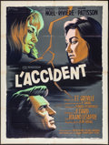 """Movie Posters:Foreign, The Accident (20th Century Fox, 1963). French Grande (47"""" X 63""""). Foreign.. ..."""