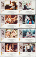 "Movie Posters:Drama, On Golden Pond (Universal, 1981). Lobby Card Set of 8 (11"" X 14"").Drama.. ... (Total: 8 Items)"