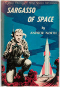 Books:Science Fiction & Fantasy, Andrew North. Sargasso of Space. Gnome Press, [1955]. ...