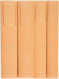 Books:Philosophy, J. M. Robertson. A History of Freethought: Ancient and Modern to the Period of the French Revolution. In Two Volumes.... (Total: 4 Items)