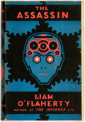 Books:Literature 1900-up, Liam O'Flaherty. SIGNED/LIMITED. The Assassin. London:Jonathan Cape, [1928]. ...