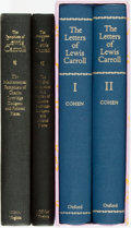 Books:Biography & Memoir, Lewis Carroll]. Morton N. Cohen, editor. The Letters of LewisCarroll. New York: Oxford University Press, 1979. ... (Total: 4Items)