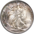Walking Liberty Half Dollars, 1943 50C MS68 PCGS. CAC....