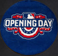 Baseball Collectibles:Others, 2015 Comerica Park Opening Day Game Used Field Circle....