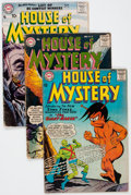 Silver Age (1956-1969):Horror, House of Mystery Group of 38 (DC, 1956-68) Condition: AverageFR/GD.... (Total: 38 Comic Books)
